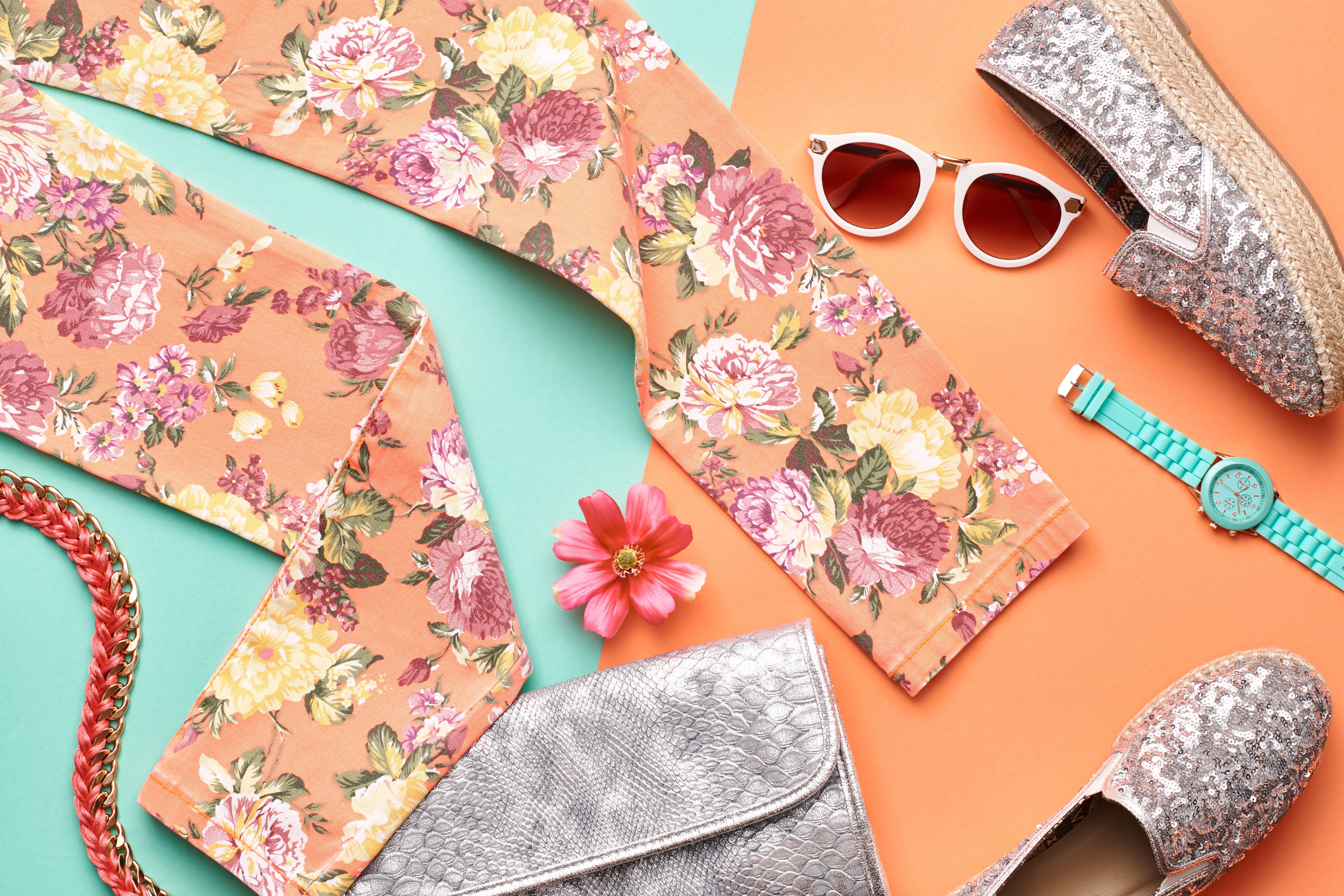 12 Ways to Flaunt the Florals!
