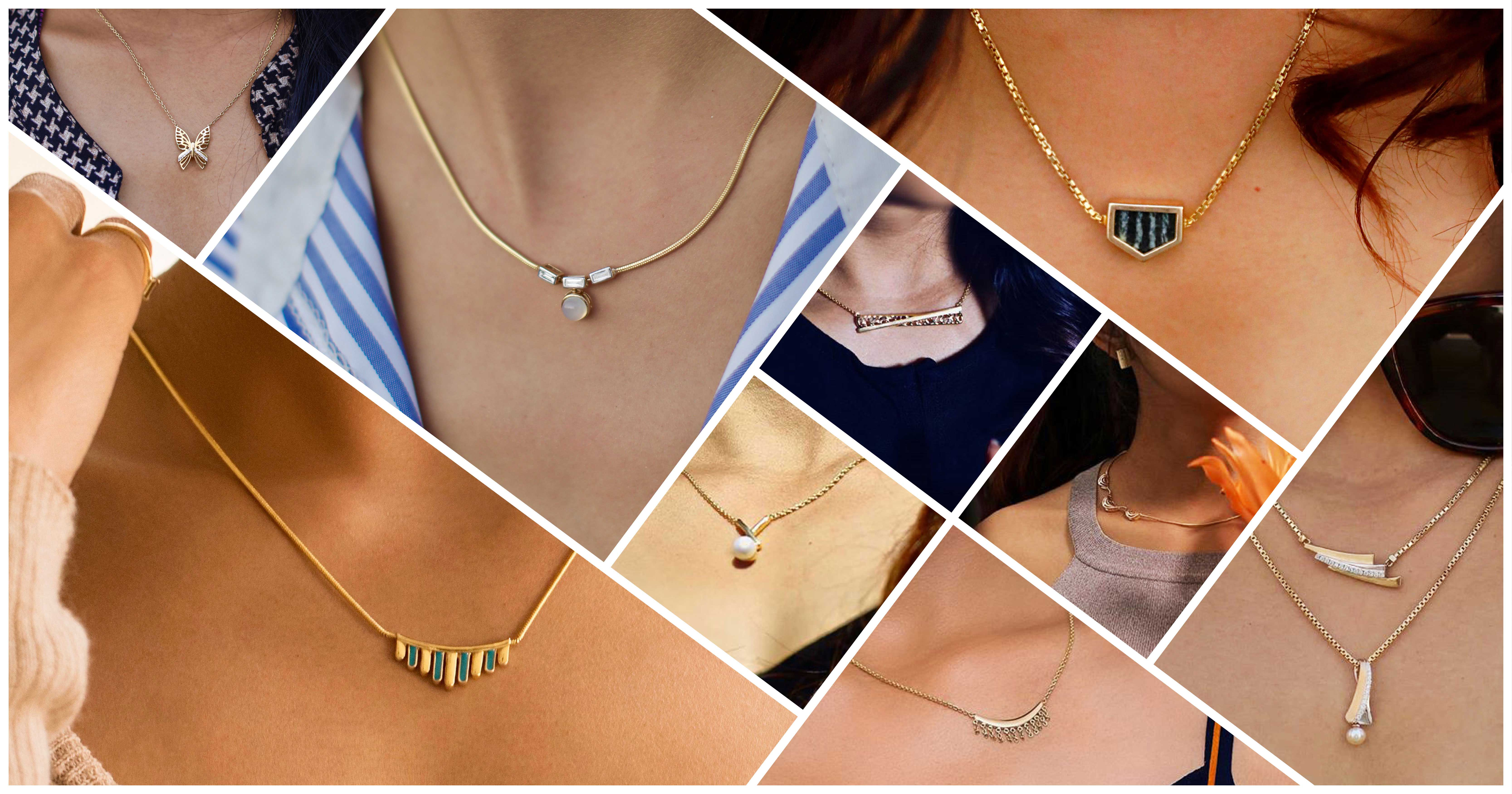 The Modern Dawn of Necklets - Necklaces, But Better!