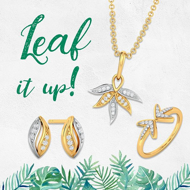Tropical Leaves Collection