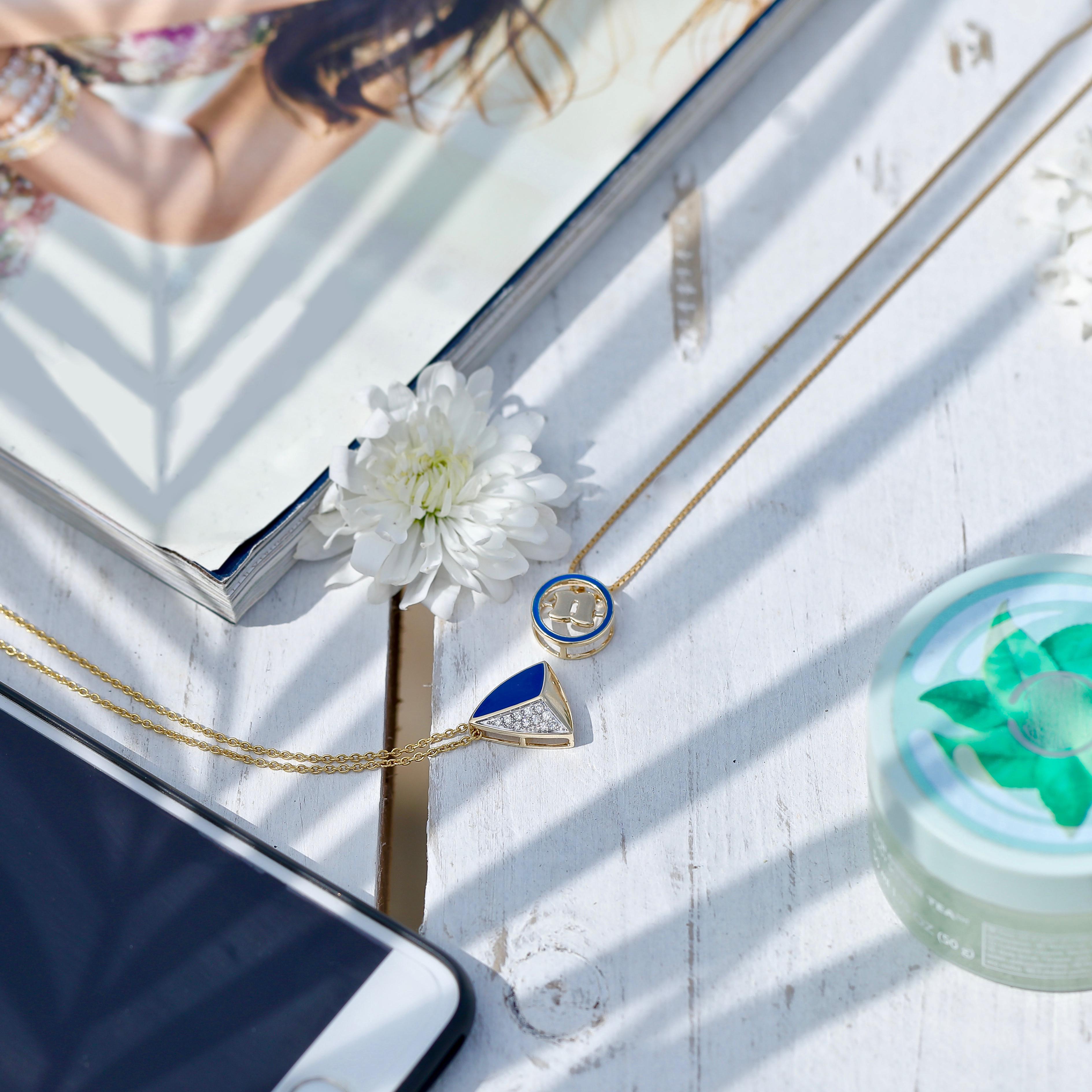 All About Enamel Lovin' #innovativejewellery #expertstake