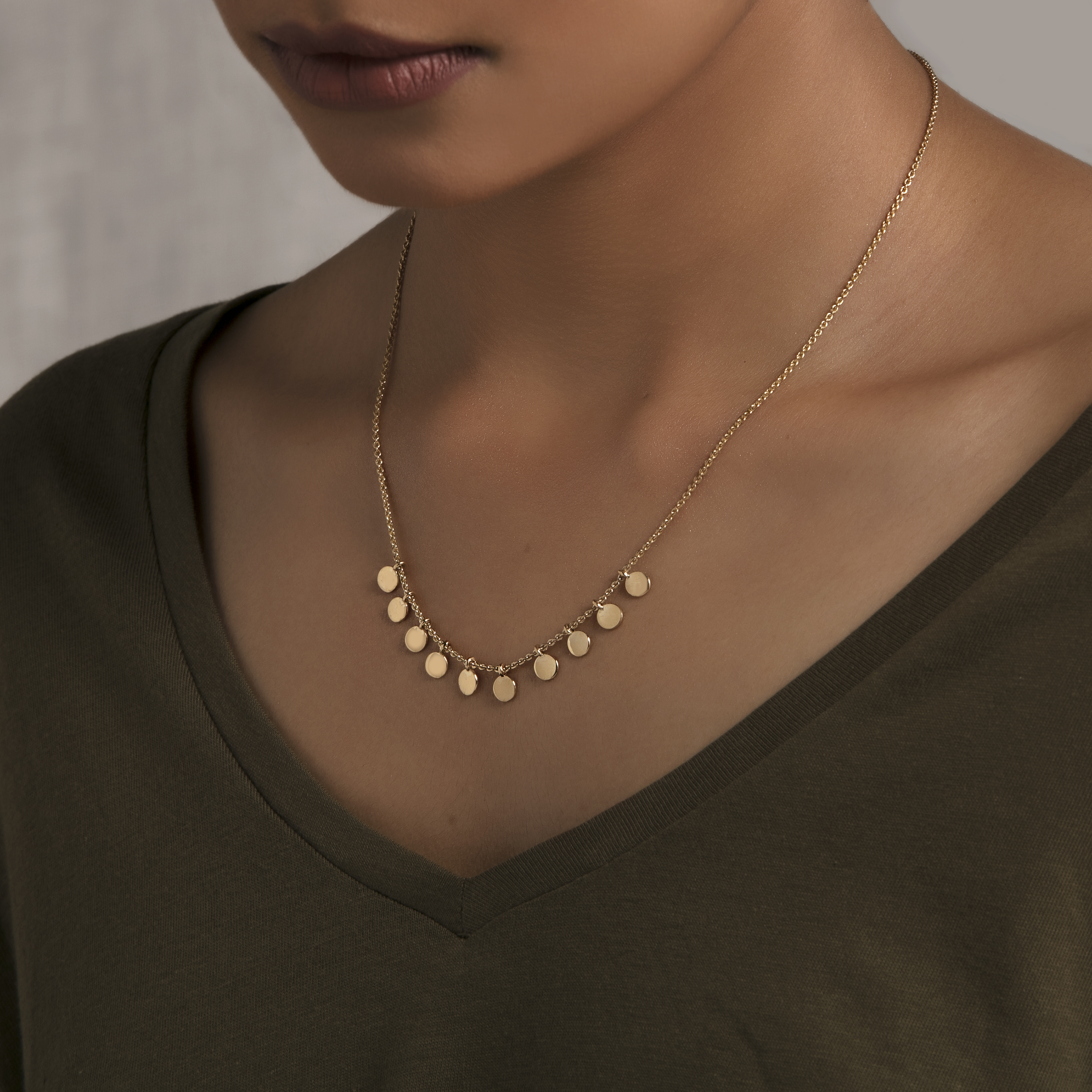 gold necklace gold jewellery buy necklace online