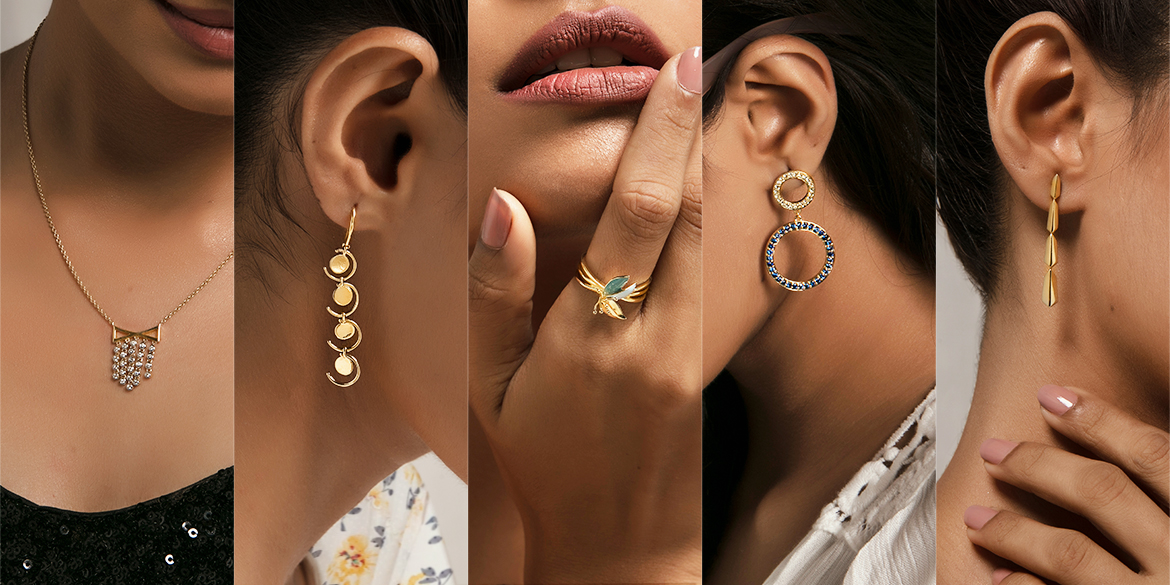 5 Jewellery Collections for a Fab Festive Season #newlaunches