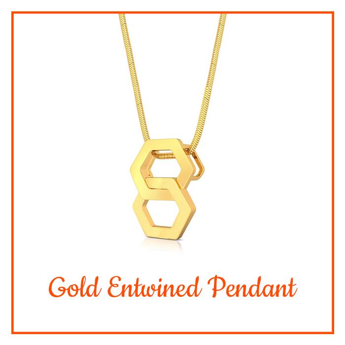 Gold Pendant Gold Jewellery