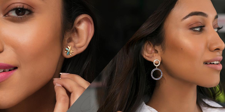 10 Fun & Festive Enamel Jewellery #wishlist #musthave