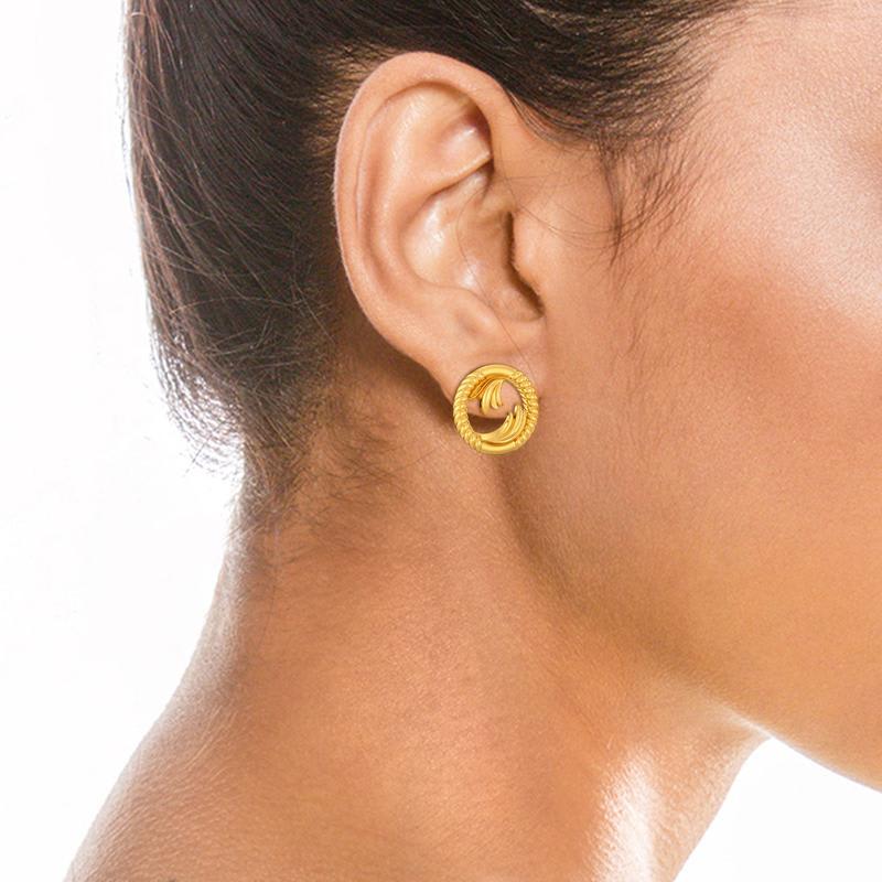 buy gold jewellery online buy gold earrings