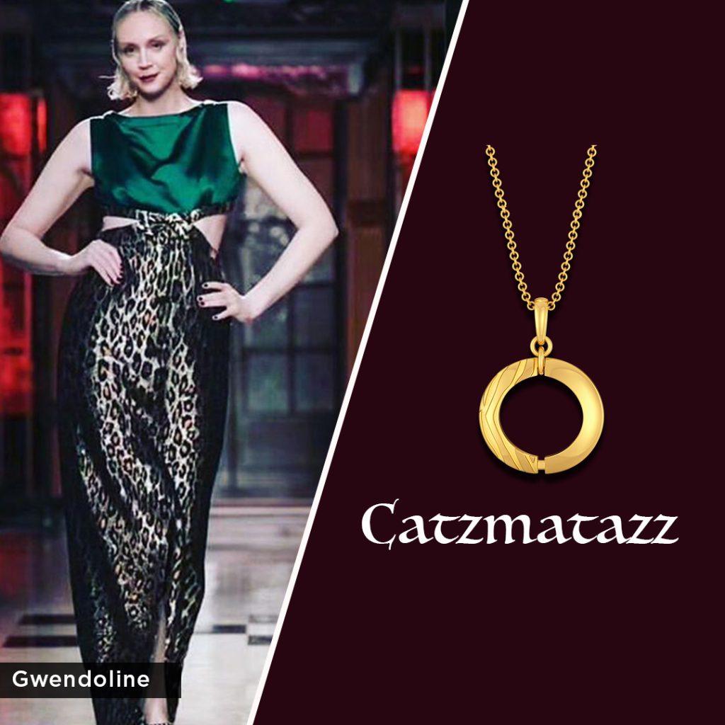 Gold pendants Melorra.com