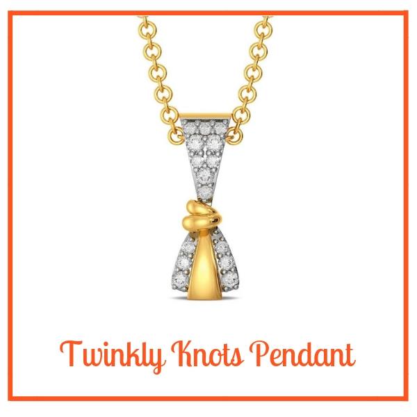 diamond jewellery bow collection