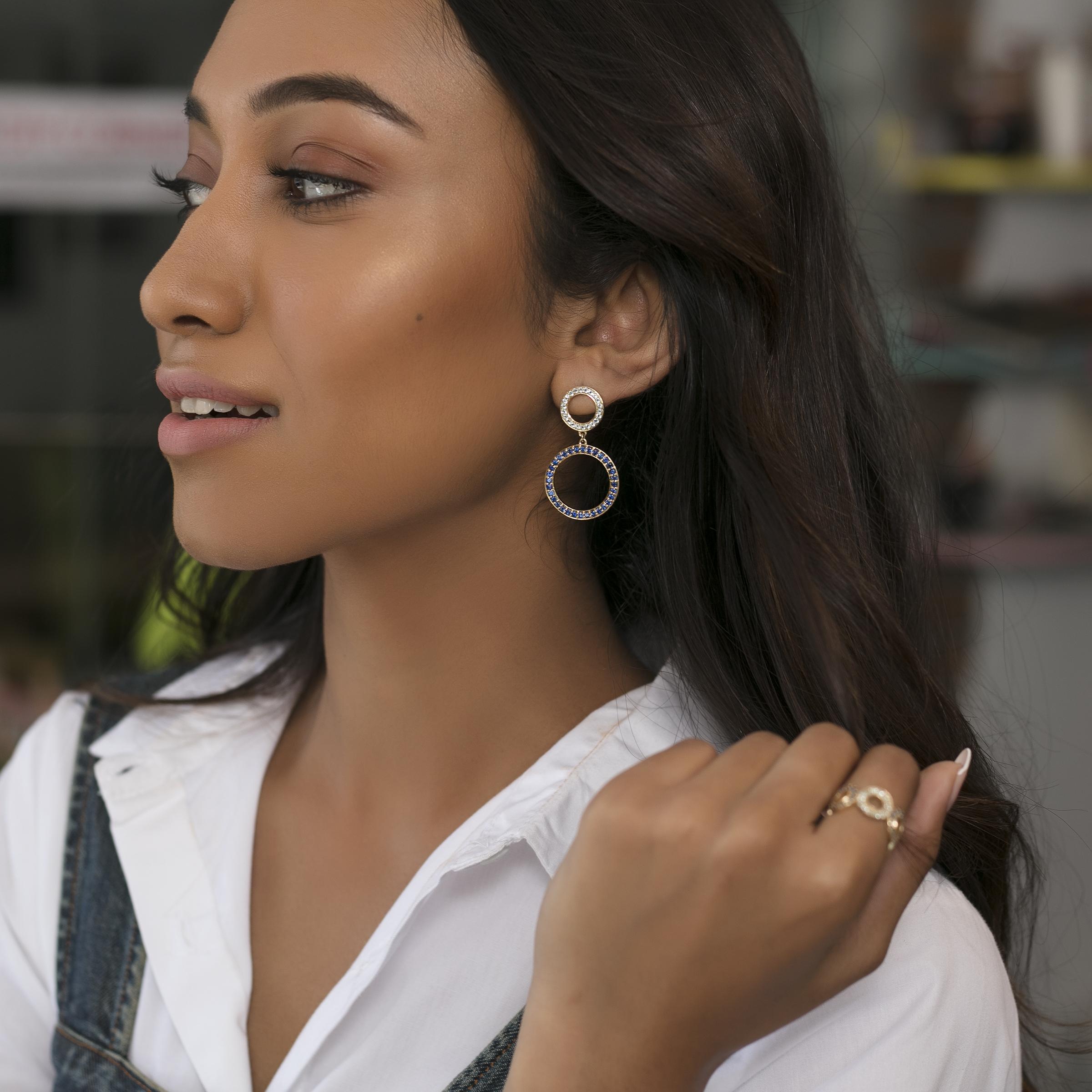 Gemstone ring gemstone jewellery