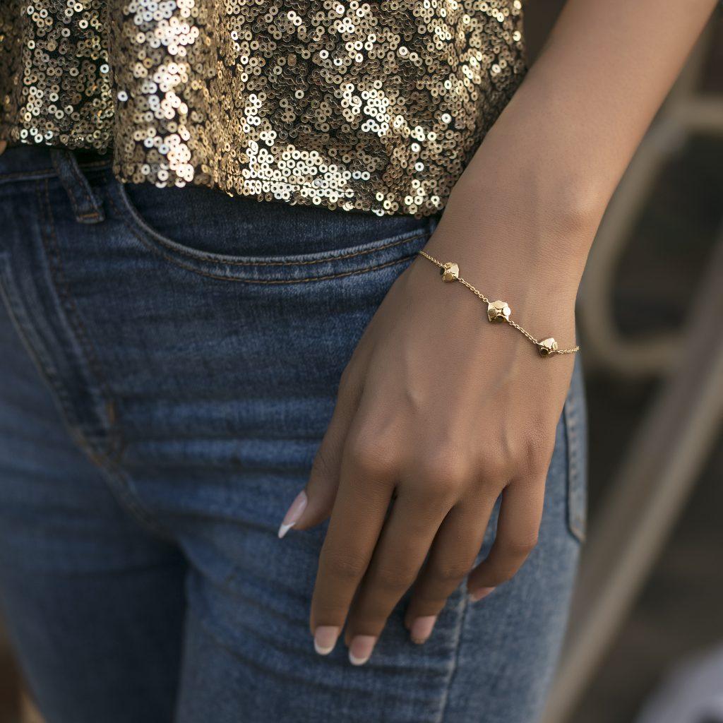 gold bracelet gold jewellery