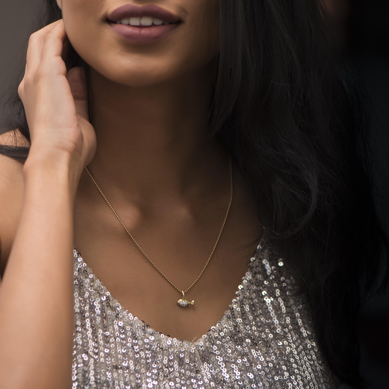 Diamond pendant diamond jewellery