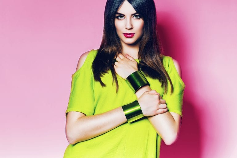 Master The Fall Fashion Trend: Neon #newcollection