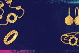 gold jewellery fashion