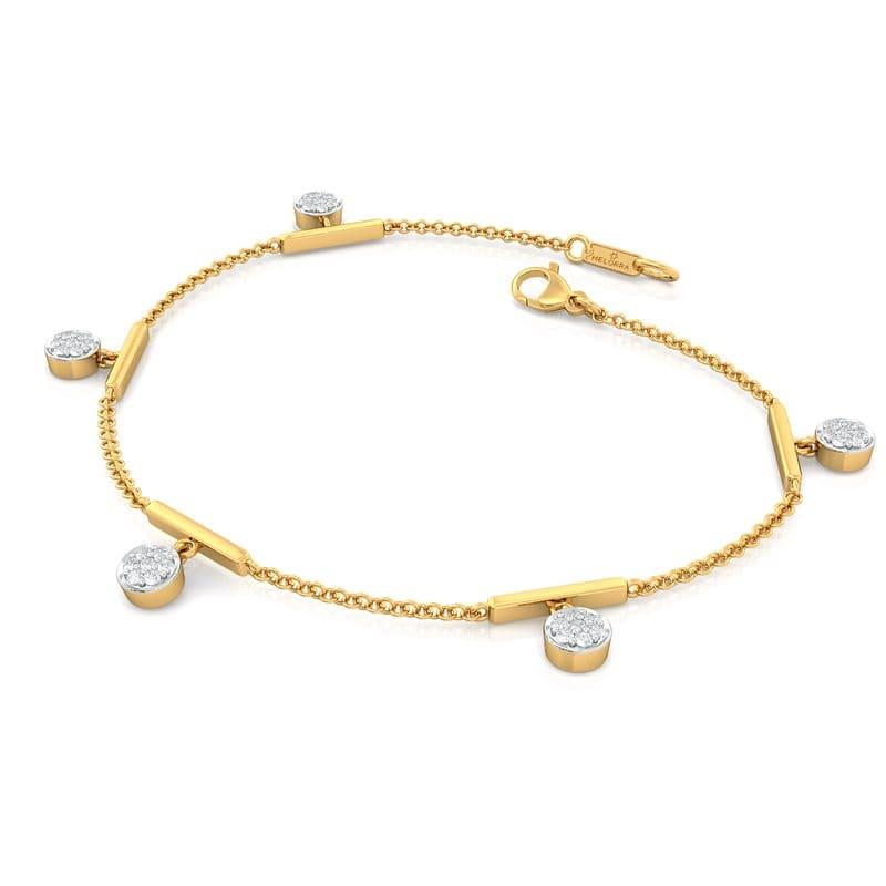 diamond bracelet diamond jewellery
