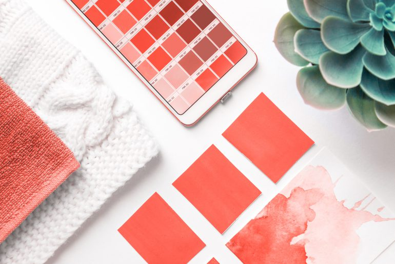 Gold Gets a New BFF! Pantone Colour of the Year #livingcoral