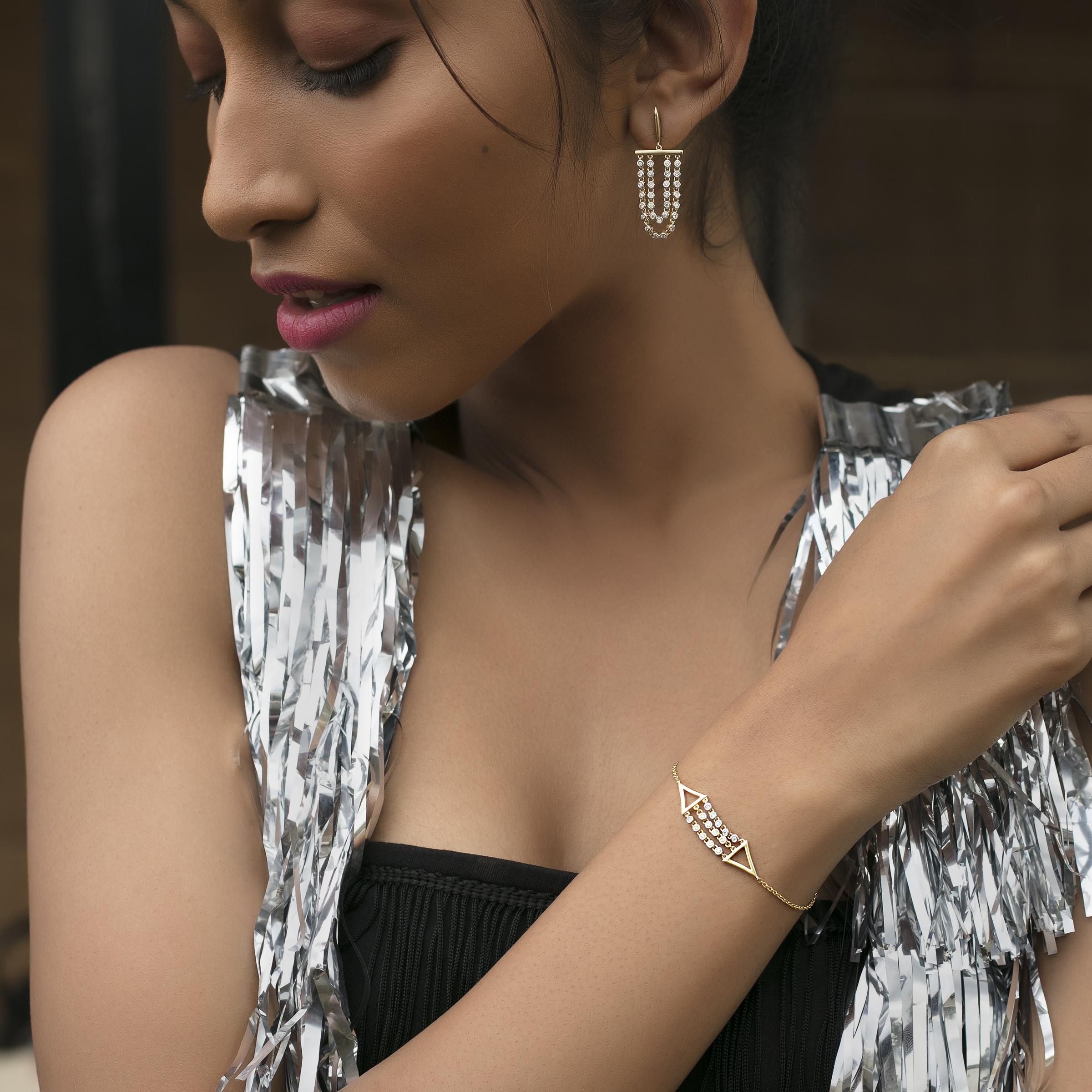 diamond jewellery diamond earrings