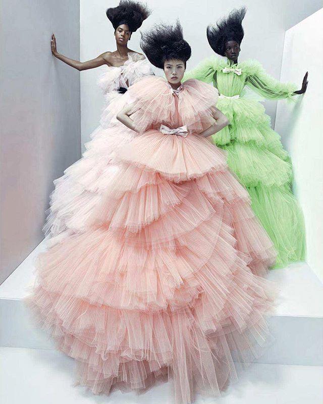 fashion ruffles