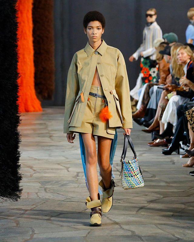 fashion modern safari trend