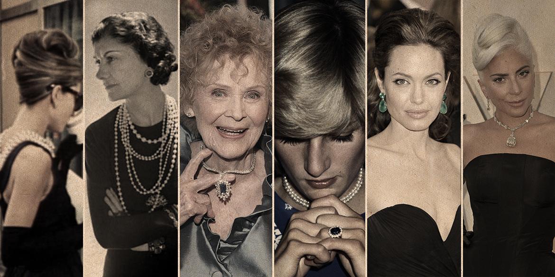 Iconic Women & Their Iconic Jewellery! #Diamonds