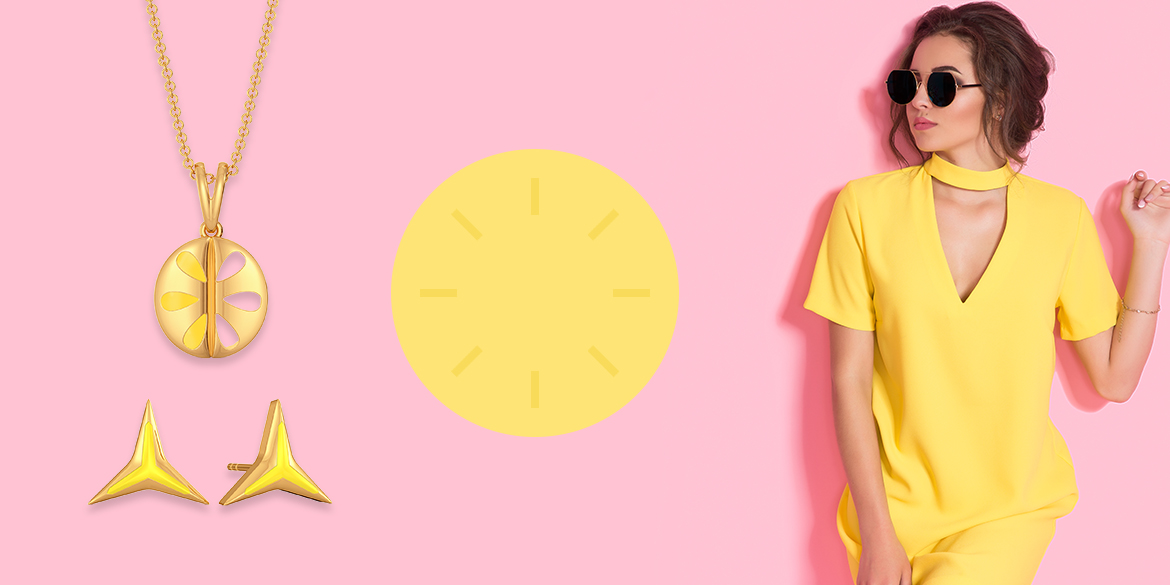 S/S 19: The Fruity Fusion of Yellow! #Newlaunch