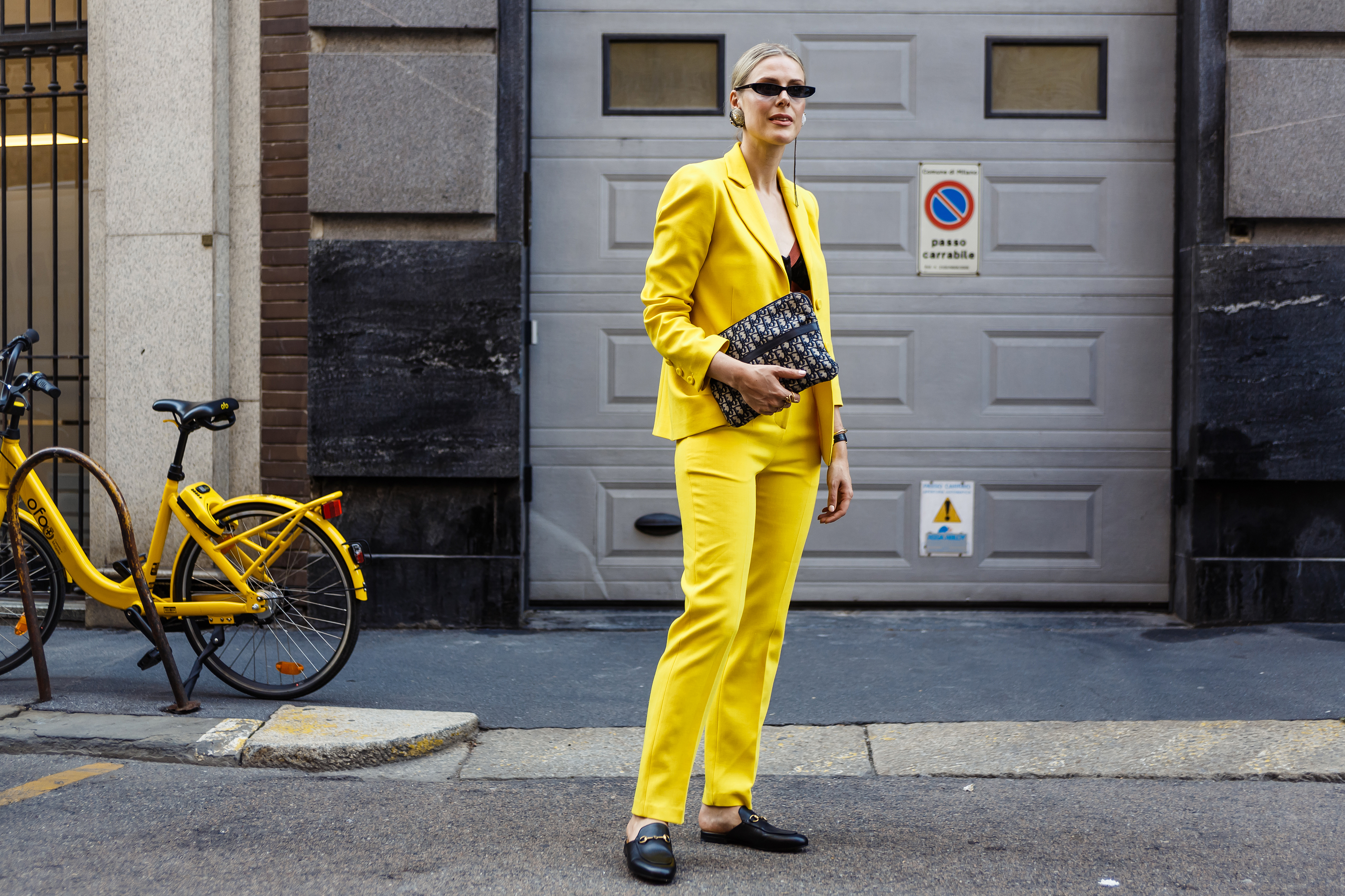 S/S 19: All Things Sunny, Lemony and Delicious! #trendalert