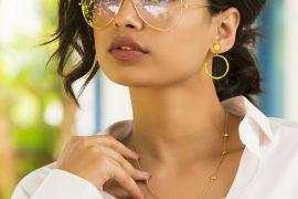 enamel earrings enamel necklace