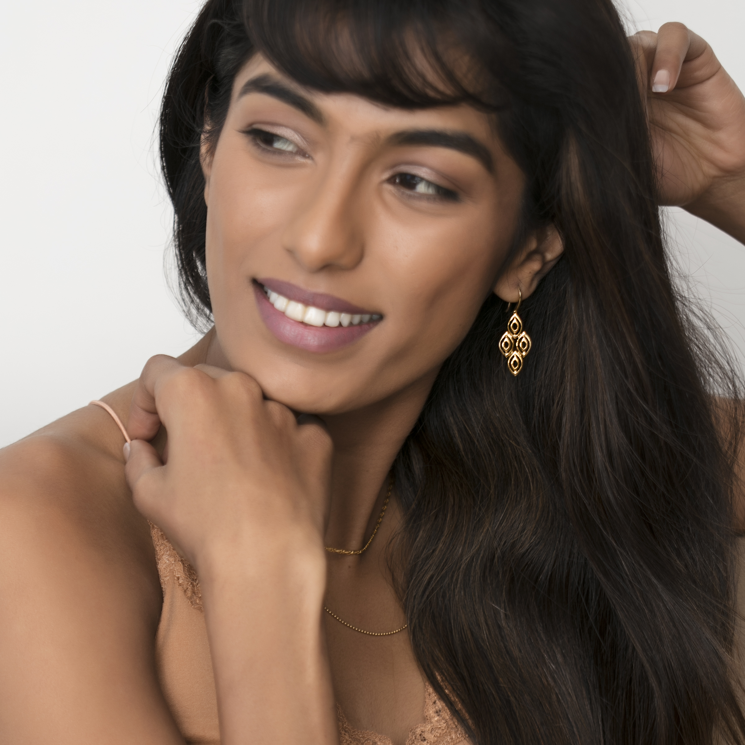 gold earrings gold jewellery