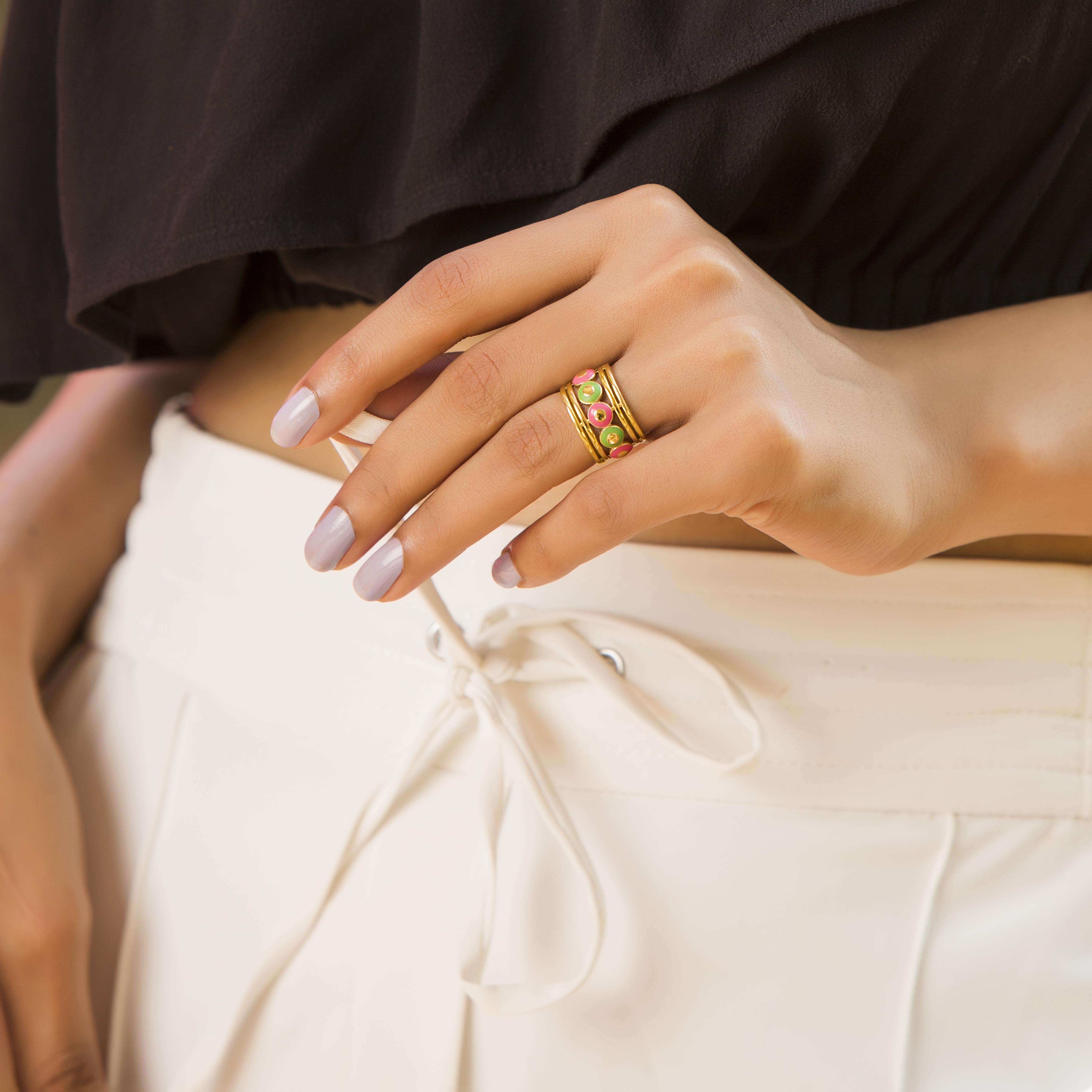gold jewellery summer