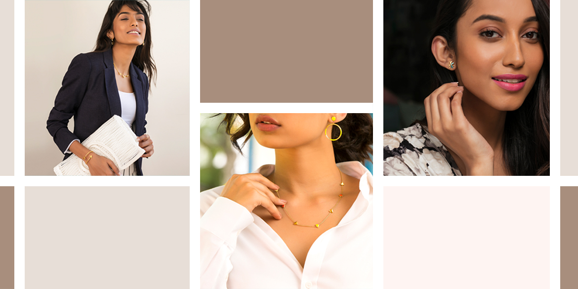 10 Jewellery Pieces for the Power Women - Workwear Edit