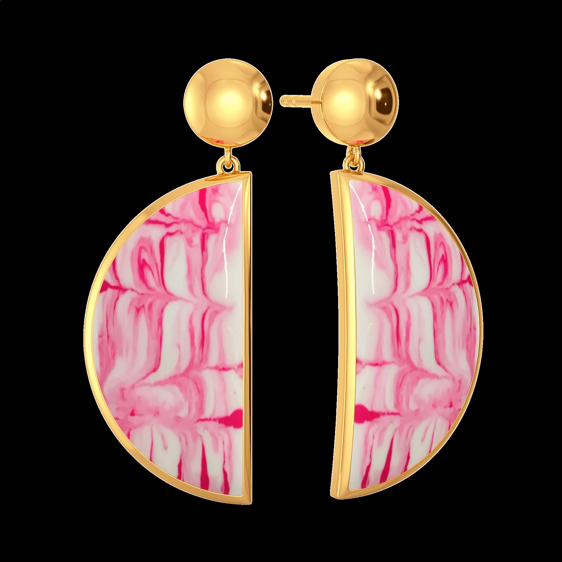 Melorra Tie & Dye Earrings