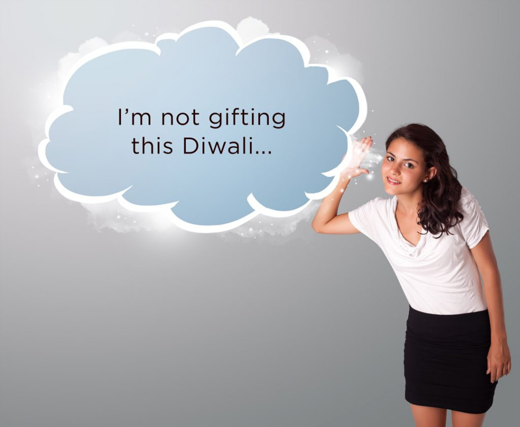 not gifting diwali