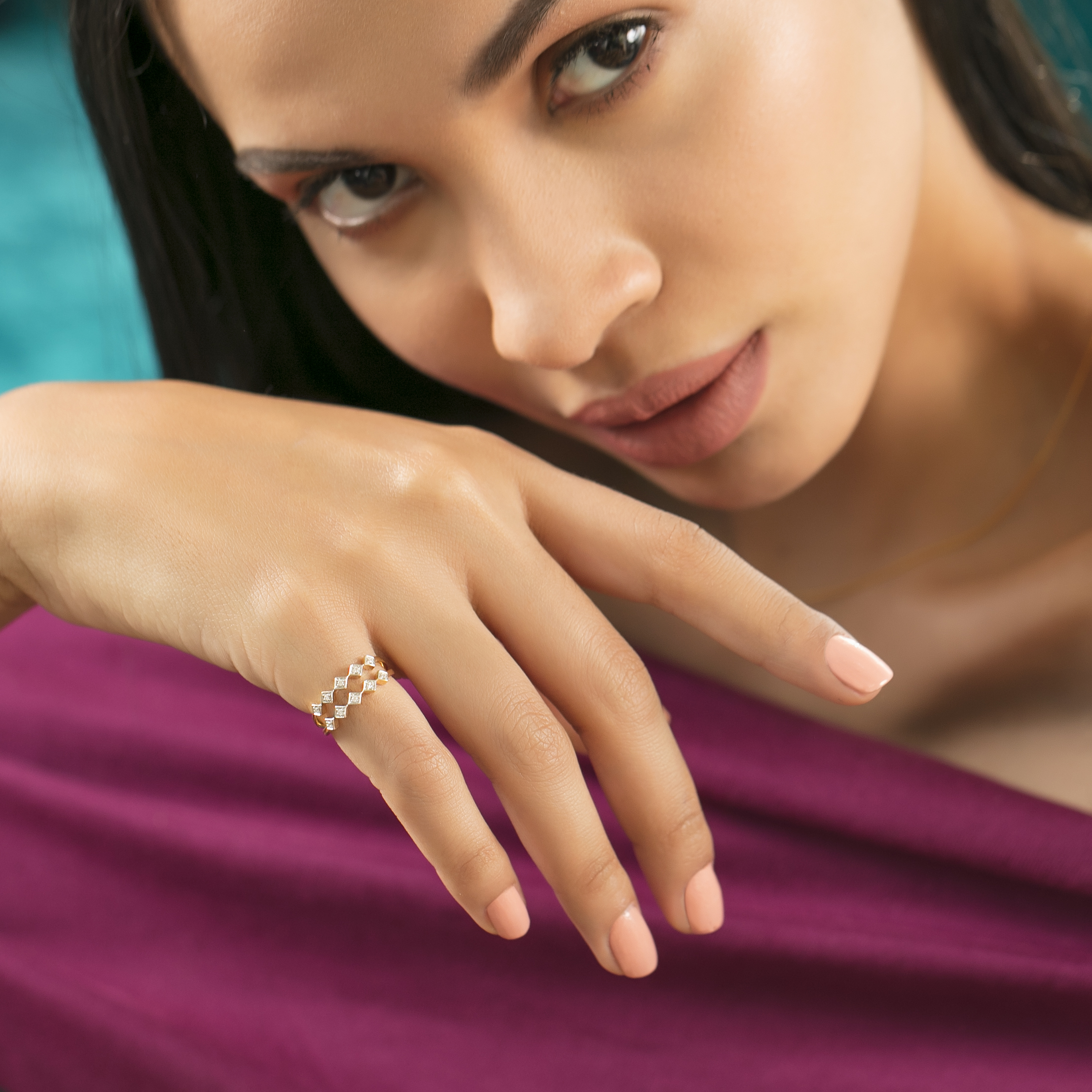 Bling Up Your New Year with Diamonds! #Styling