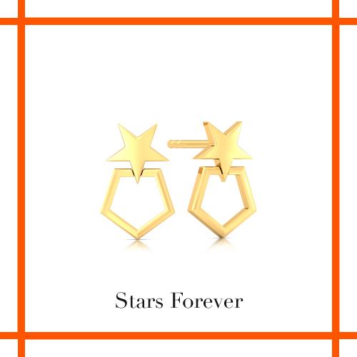 Budget Friendly Gold Earrings