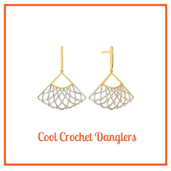 diamond jewellery crochet trend