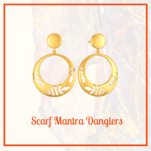 scarf mantra danglers