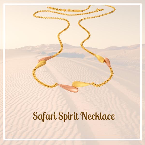 Safari Spirit necklace
