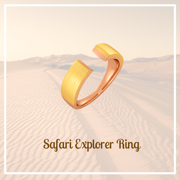 Safari Explorer Ring