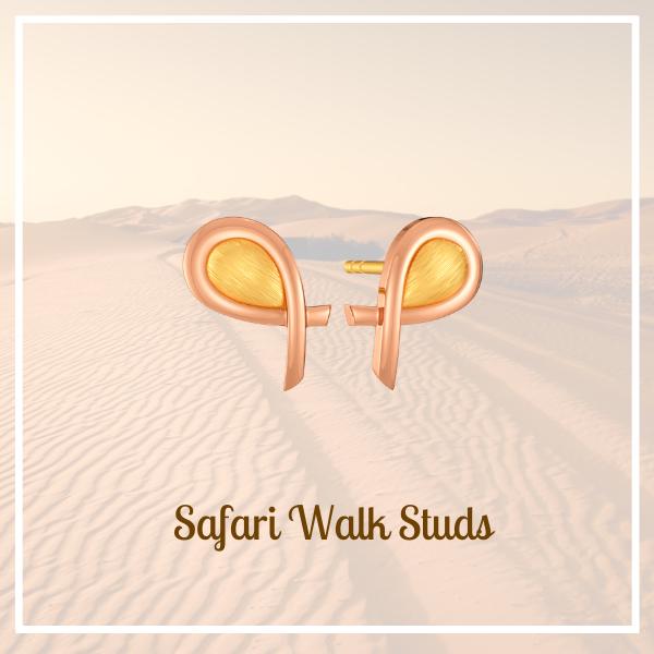 Safari Walk Studs