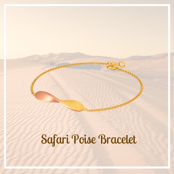 Safari Poise Bracelet