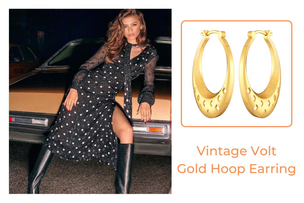 Fashion Muse Melorra Gold jewellery