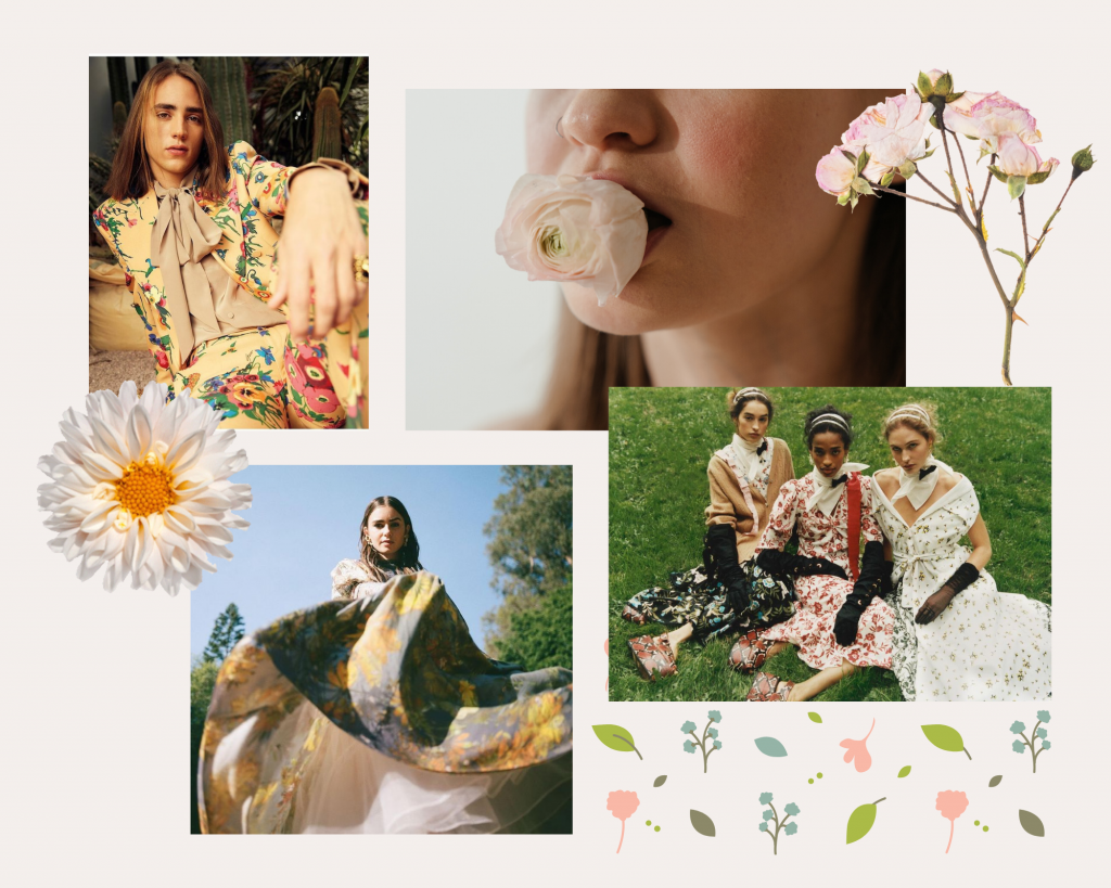 Bountiful Flowers Trend 2021 Melorra Gold Jewellery