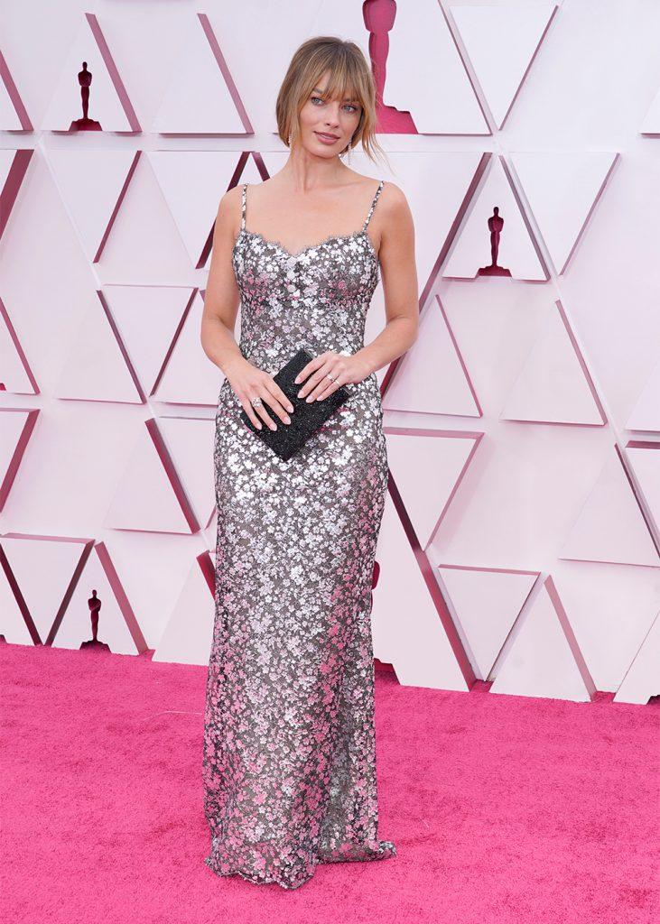 Oscars 2021, 93rd Academy Awards - Arrivals