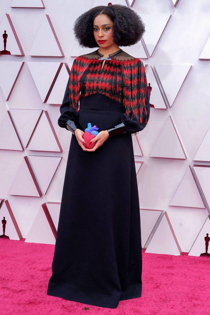 Oscars 2021 93rd Annual Academy Awards, Arrivals, Los Angeles, USA - 25 Apr 2021