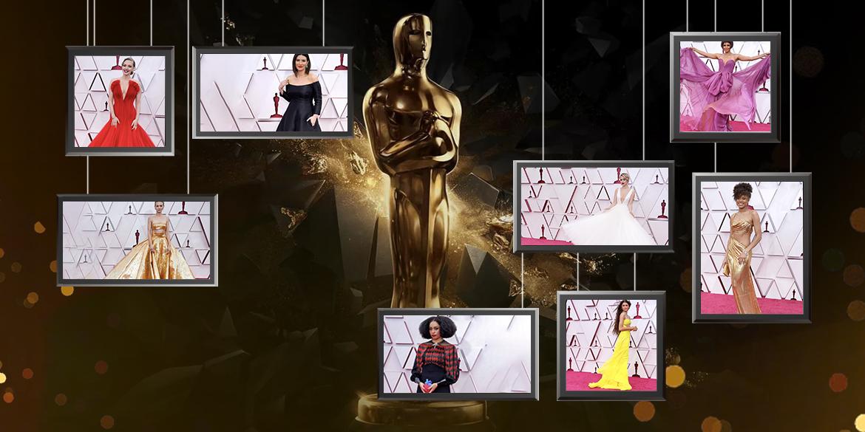 The 10 Best Oscar-Dressed! #Oscars