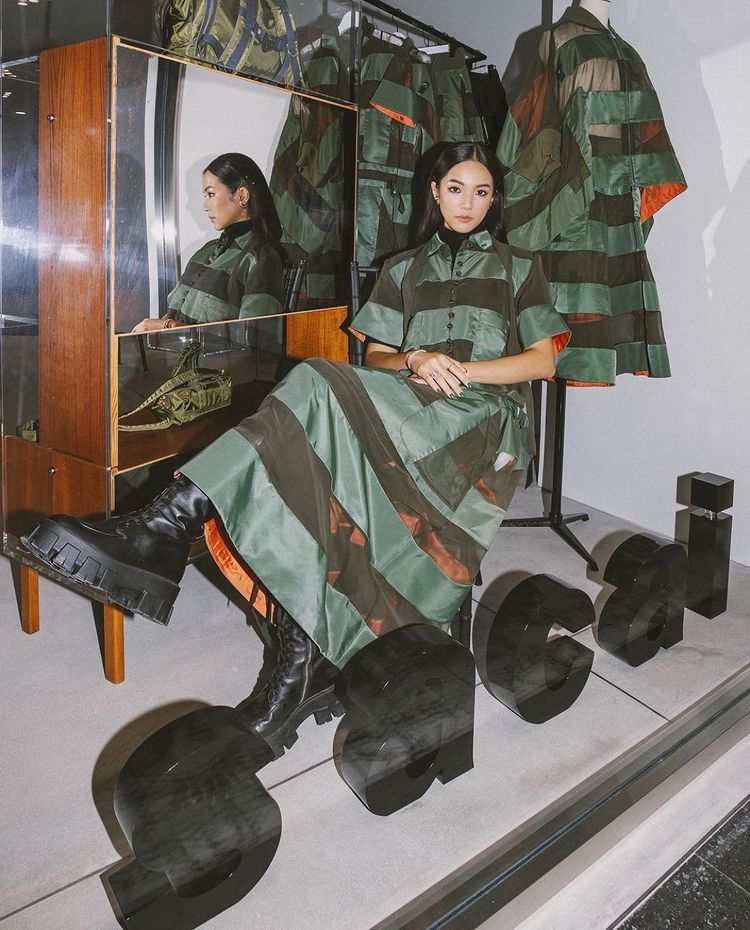 Camouflage Trend SS21
