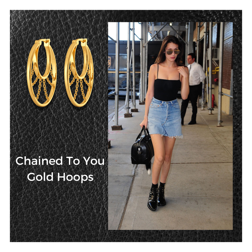5 ways to wear chain leather in summer