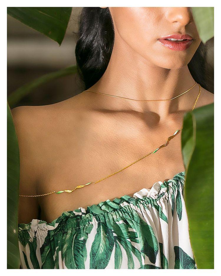 Jewellery for Summer Colour Splash