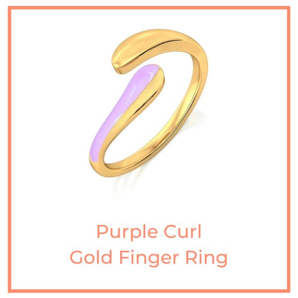 Enamel Gold Jewellery