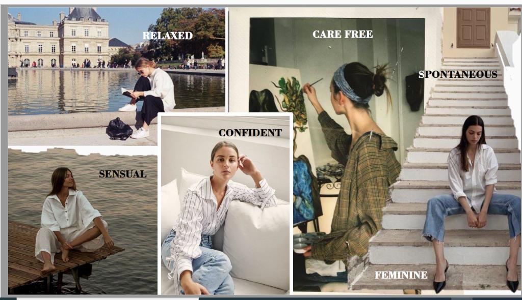 Designer's Mood Board - Husband's Shirting Collection