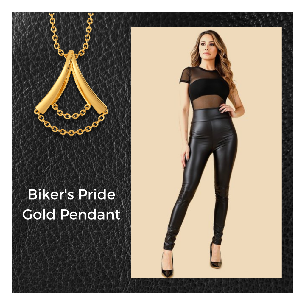 5 ways to wear chain leather