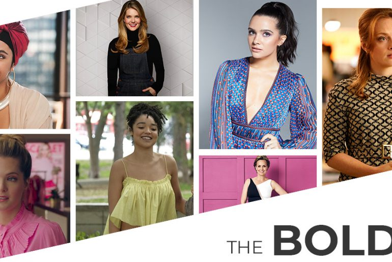 The Bold Type Fashion Muse Blog Banner